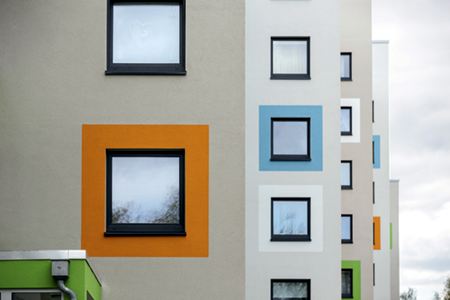 Colore Muri Esterni Casa : Colori per esterni caparol
